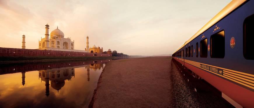 Maharaja Express: El Patrimonio de India desde Bombay